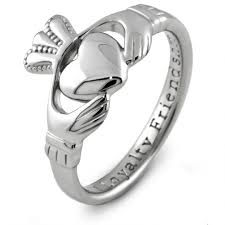 claddagh ring story rings rock bespoke wedding ring suppliers kentblog