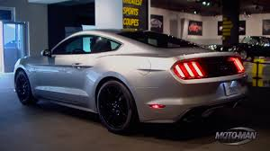 mustang 2015 inside 2015 ford mustang gt in depth walk around with steve ford na