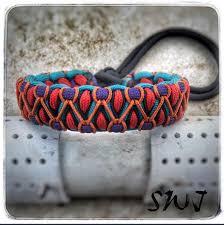 dragon paracord bracelet images Southwestern style solomon 39 s dragon double stitched paracord jpg