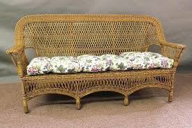 outdoor bench cushions images of image of outdoor wicker furniture