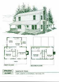 rustic mountain house plans modern cabin floor bedroom with loft