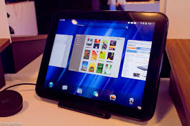hp touchpad wikipedia