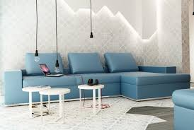 Light Blue Sectional Sofa Light Blue Sectional Sofa Home Design Ideas