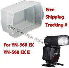tutorial flash yongnuo 568 aliexpress com buy 100 new yongnuo original flash bounce diffuser