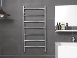 Bathroom Towel Rails Non Heated Hydrotherm Milan 1030 X 500 Heated Wall Rail From Reece