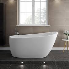 turin 1520 modern slipper free standing bath at victorian plumbing
