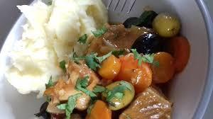cuisine corse veau aux olives daube de veau aux olives au cochon heureux