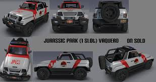 jurassic park car toy machette car u0027s customization creations gamersfirst forums