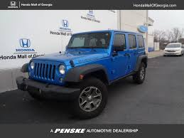 jeep wrangler unlimited sport blue 2016 used jeep wrangler unlimited wrangler unlimi 4dr suv 4wd