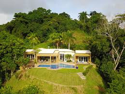 4 85 acres 2 bedroom modern tropical home with pool and ocean