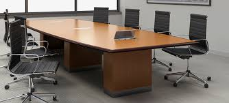 wood conference room tables conference tables for office