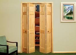 Bi Fold 6 Panel Closet Doors Solid Wood Bifold Doors Solid Wood 6 Panel Bifold Doors Design