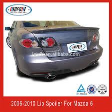 mazda m6 rear spoiler for mazda 6 rear spoiler for mazda 6 suppliers and
