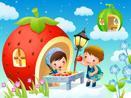 Wallpaper For Children Www Freegreatpicture Com Fairy Tales Illustration