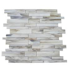 splashback tile matchstix halo 12 in x 12 in x 3 mm glass floor