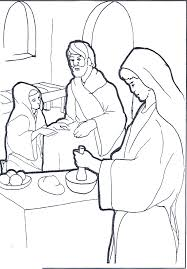 activity mary and jesus coloring pages christmas coloring pages