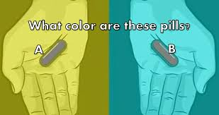 quiz what is your age based on how you see colors
