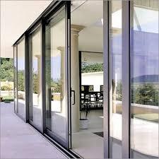 Exterior Pocket Sliding Glass Doors At Home In The Modern World Light Sliding Glass Door