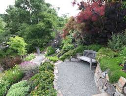 for hillside backyard slope solutions install it about on