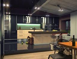 Light Fixtures For Kitchens by How To Choose Led Kitchen Lighting Modern Place Led Lighting