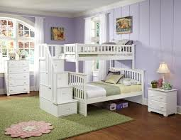 Twin Over Full L Shaped Bunk Bed With Stairs  Modern Storage Twin - L shaped bunk beds twin over full