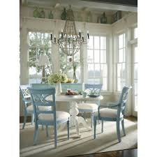 White Wood Dining Room Table by Coastal Living Rooms Room Stanley Furniture Coastal Living