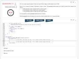 Computer Programmer Job Outlook Tosa Code Programming Skills Test Computer Skills Assessment Test