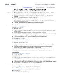Sample Resume For Warehouse Supervisor Warehouse Manager Resumesample Resume For Warehouse Manager