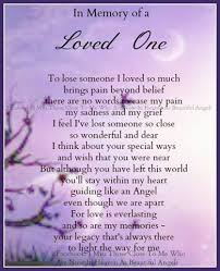 in memory of a loved one beautiful quotes sayings stories