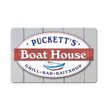 marshall gift card puckett s boat house gift cards puckett s store