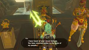 zelda breath of the wild u0027 thunder helm guide how to get the