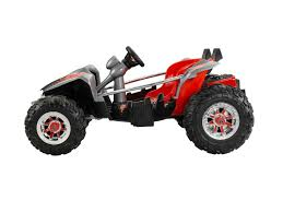 power wheels jeep red u0026 black lava power wheels dune racer go karts review