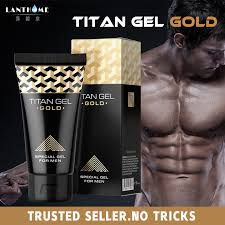 5pcs original russian titan provocative gel penis enlargement cream