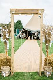 wedding arch ebay uk rustic woodland outdoorsy shabby chic wedding decorations