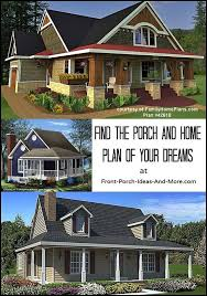 house plans with porches on front and back house plans with back porches