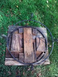 Old Fire Pit - modify your store bought iron fire pit 5 steps with pictures
