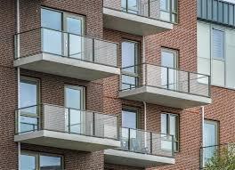 glas balkon glas hekwerk balkon straatman b v glazen balustrades