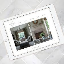 interior designer website lisa mossy design