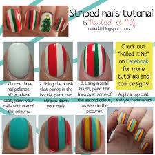nailed it nz nail art for short nails 7 tribal nails pretty