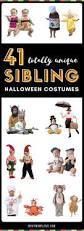 41 cute u0026 clever halloween costume ideas for siblings no diy