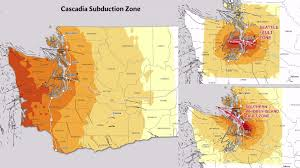Pacific Northwest Map Why You Need To Be Prepared These Are The 3 Big Earthquake