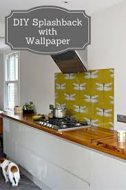 kitchen backsplash wallpaper ideas kitchen wallpaper ideas cumberlanddems us