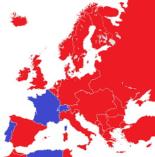 Europe Map In 1914 by File Europe 1914 Monarchies Versus Republics Png Wikimedia Commons