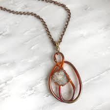 electroforming copper copper electroformed druzy bon craft