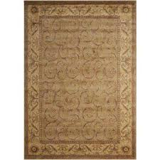 5 X 7 Area Rug Green Border 5 X 7 Area Rugs Rugs The Home Depot