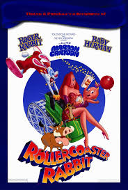 adventures of rabbit image timon and pumbaa s adventures of rollercoaster rabbit
