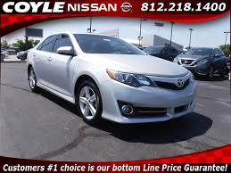 2014 toyota camry price pre owned 2014 toyota camry se 4d sedan in clarksville nr0850