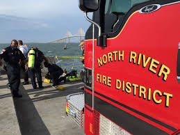 North Bay Fire Prevention by Troopers Id Man Who Died After Driving Car Off Skyway Pier Into