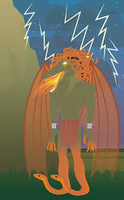 monsters of myth and legend typhon picture monsters of myth and