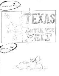Black And White Texas Flag Texas After The Melt Editorial U2014 Zeke Saucedo